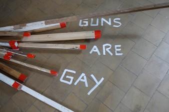 Guns Are Gay